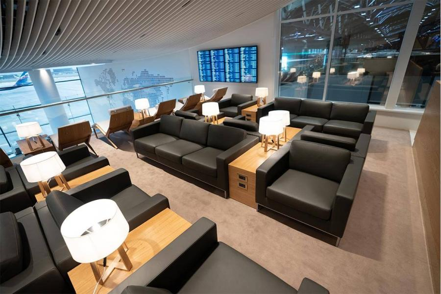 airport tips lounge