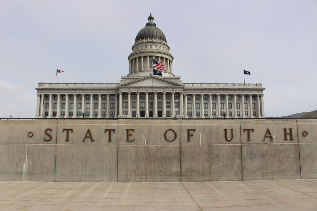 Capitol Building - Salt Lake City, Utah