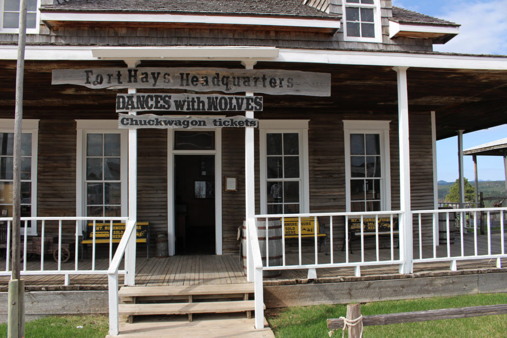 Fort Hayes - Rapid City, South Dakota