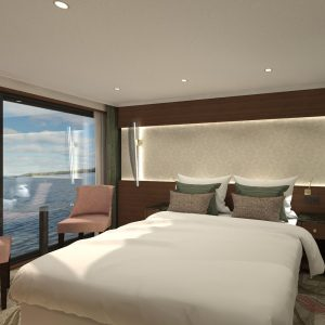 A Diamond Deck Suite on the MS George Eliot