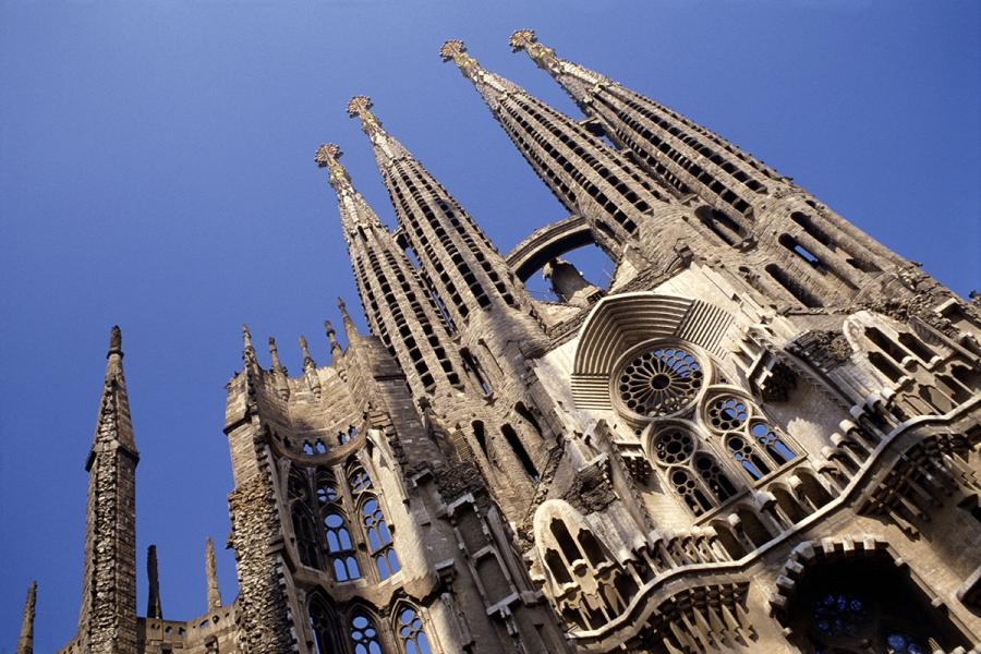 Why Barcelona is the Perfect City Break Sagrada Familia