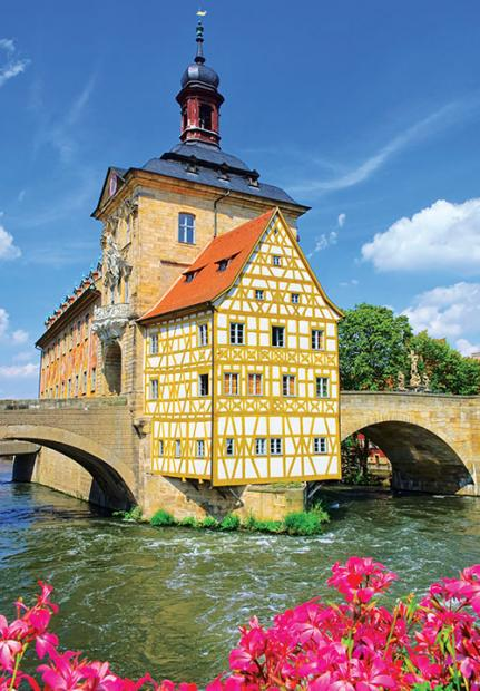 Bamberg Old Town Hall, Germany