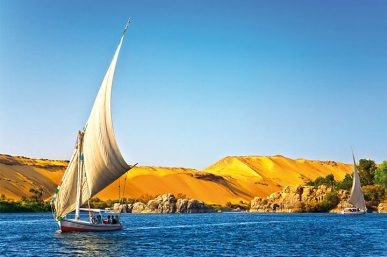 Experience the wonders of the Nile from Cairo to Aswan