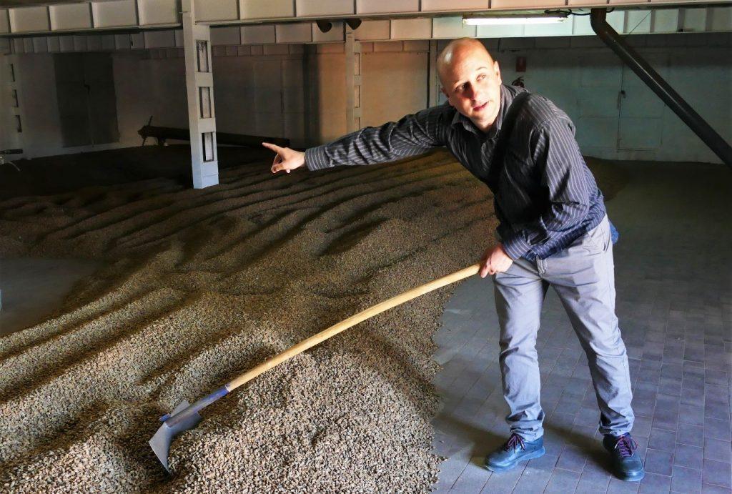 farming in spain