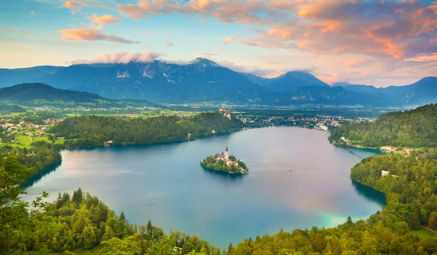 prettiest lakes in europe lake bled