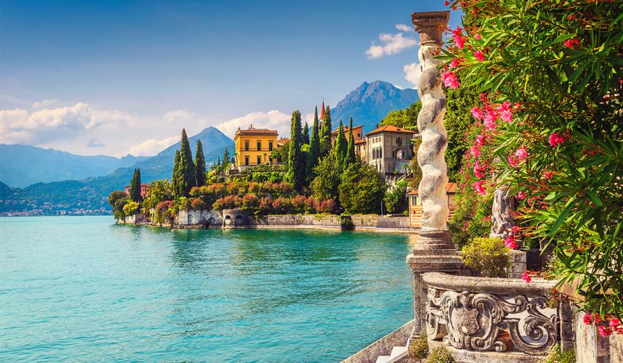 prettiest lakes in europe lake como