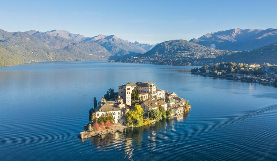 prettiest lakes in europe lake orta