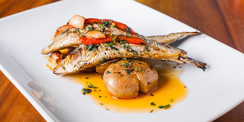 Sardines in Portugal