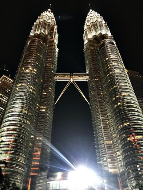 Petronas Towers, Penang