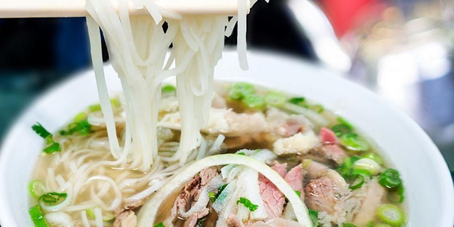 Pho Bo bowl
