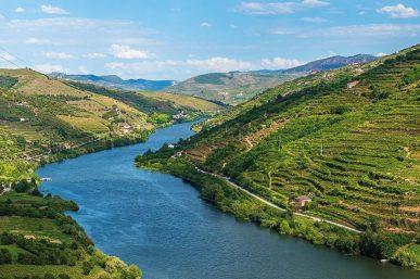 Cruising Portugal's picturesque Douro Valley
