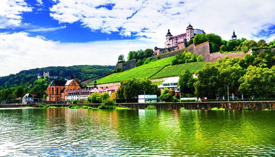 Wurzburg on the Main