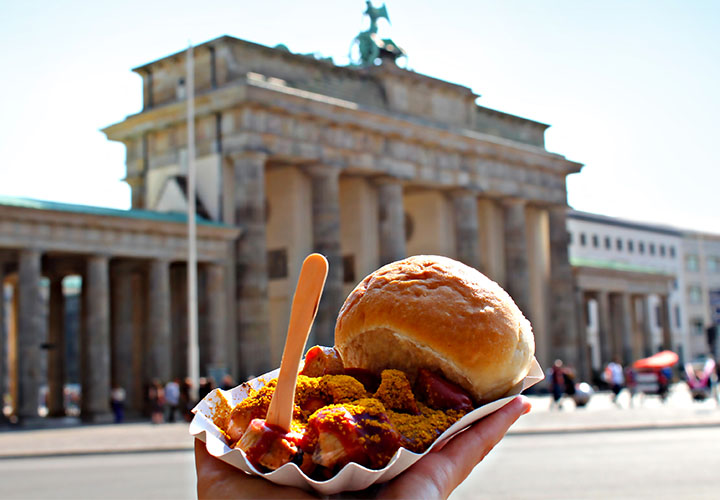 Berlin Gate Food