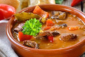 European soup