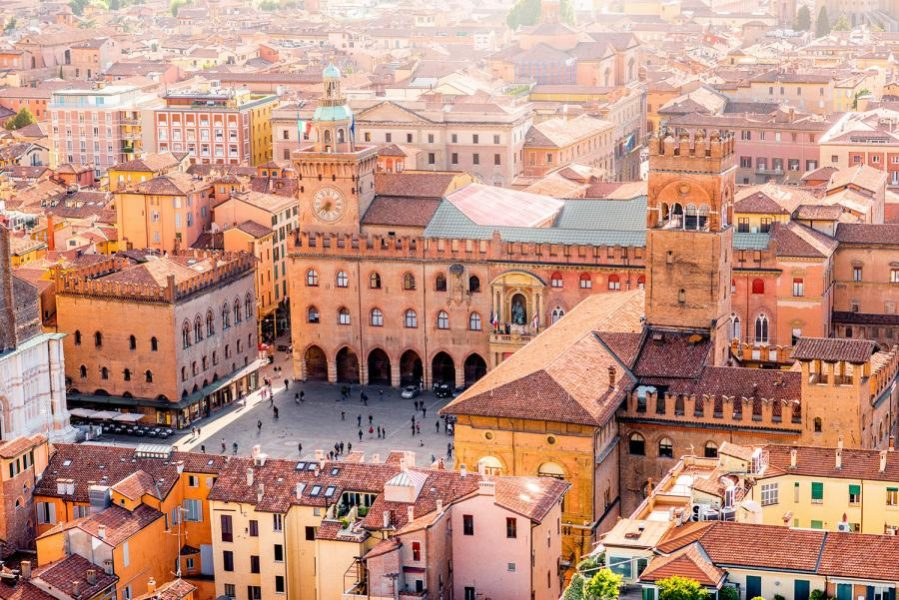 Best European Cities for Solo Travel Bologna