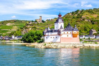 Guide to the Best Castles on the Rhine