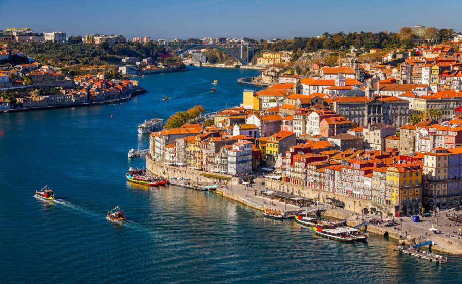 River Cruises in Europe Porto on the Douro