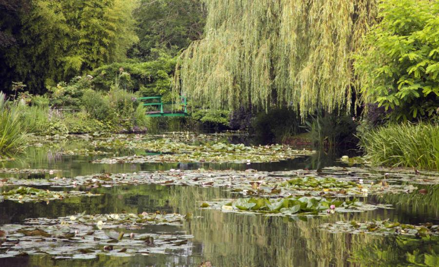 seine river cruise monet s garden at giverny