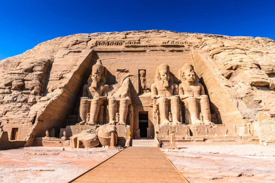 top 10 UNESCO world heritage sites Abu Simbel