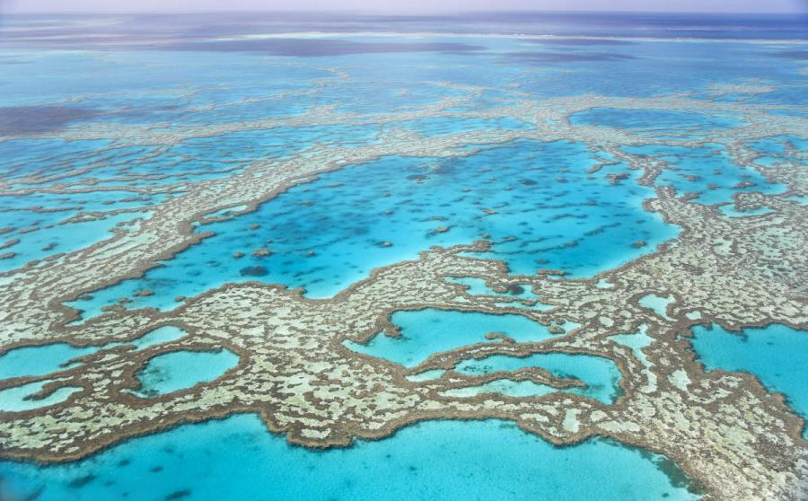 top 10 UNESCO world heritage sites great barrier reef
