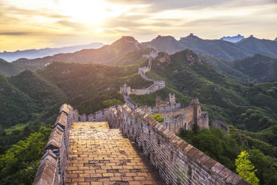 top 10 UNESCO world heritage sites great wall of china
