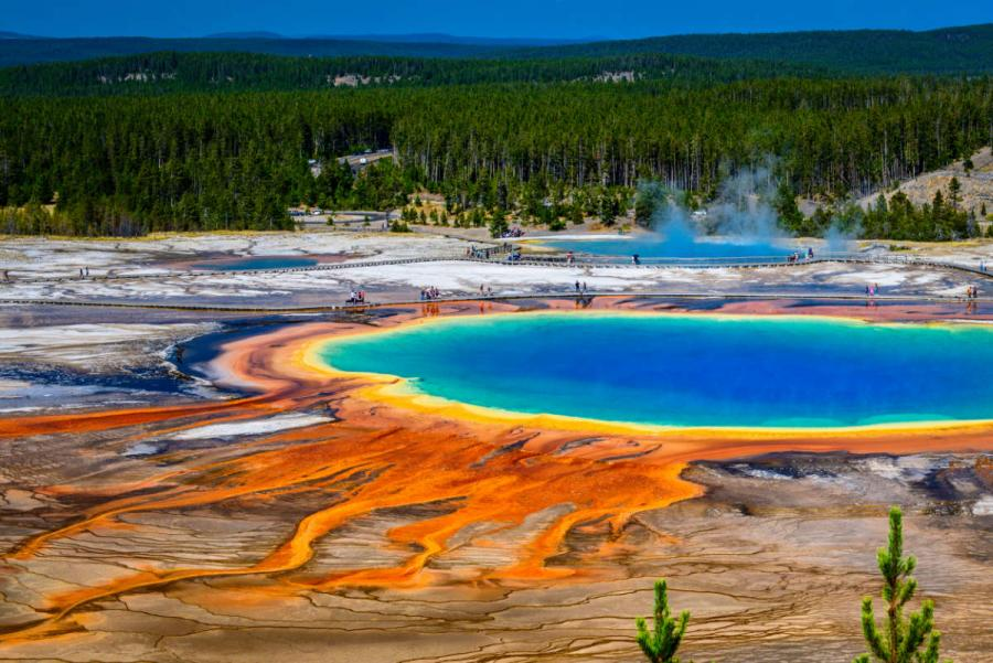 top 10 UNESCO world heritage sites yellowstone national park