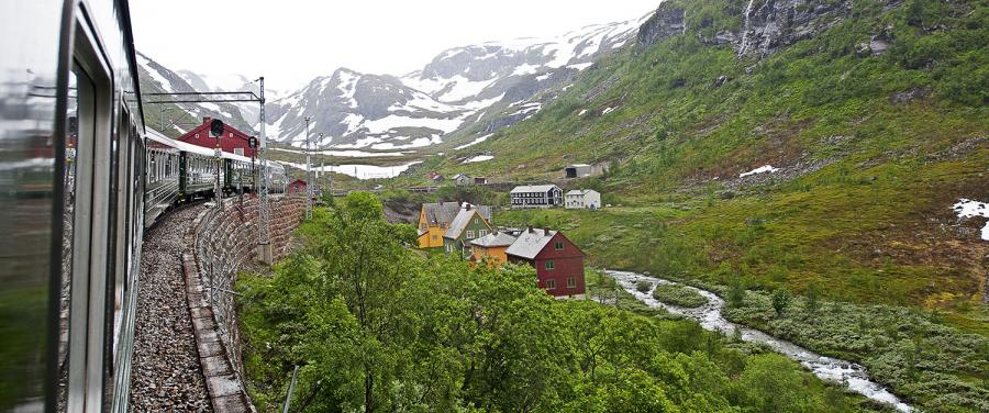 World's Best Rail Journeys Flåm Railway