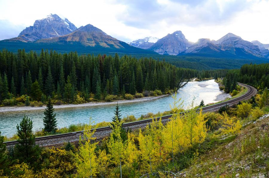 World's Best Rail Journeys Rocky Mountaineer
