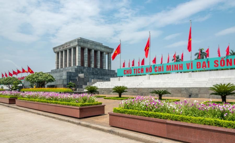 best places to visit in vietnam ho chi minh mausoleum