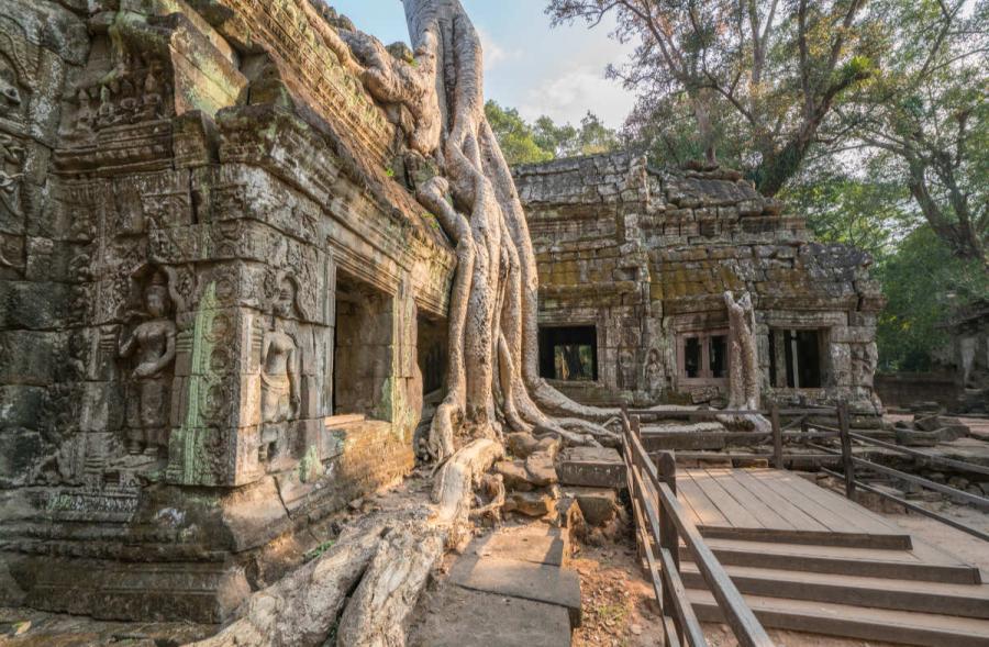 mekong river cruise cambodia to vietnam angkor wat