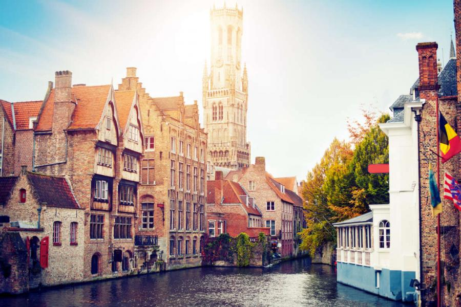most romantic cities in europe bruges belgium