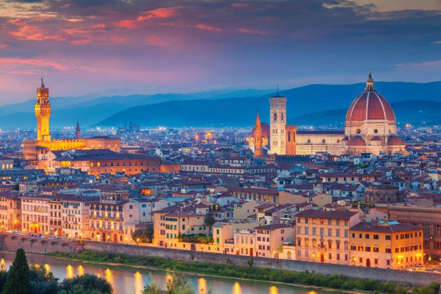 most romantic cities in europe florence