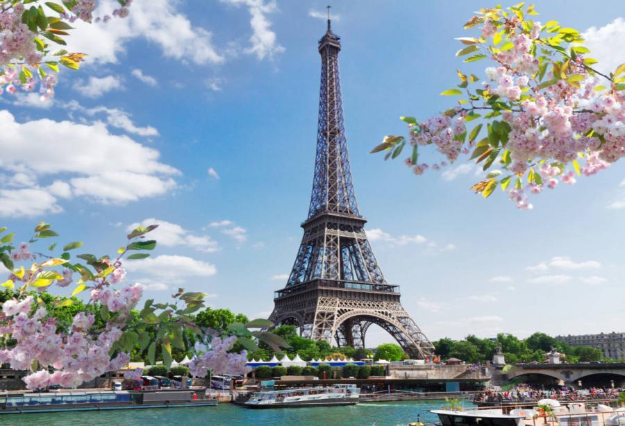 most romantic cities in europe paris