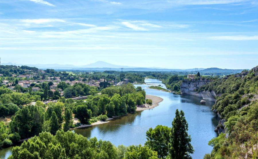 river cruises 2019 Europe Ardèche Gorges