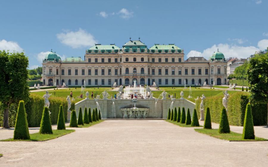 what to know about danube river cruises belvedere palace vienna