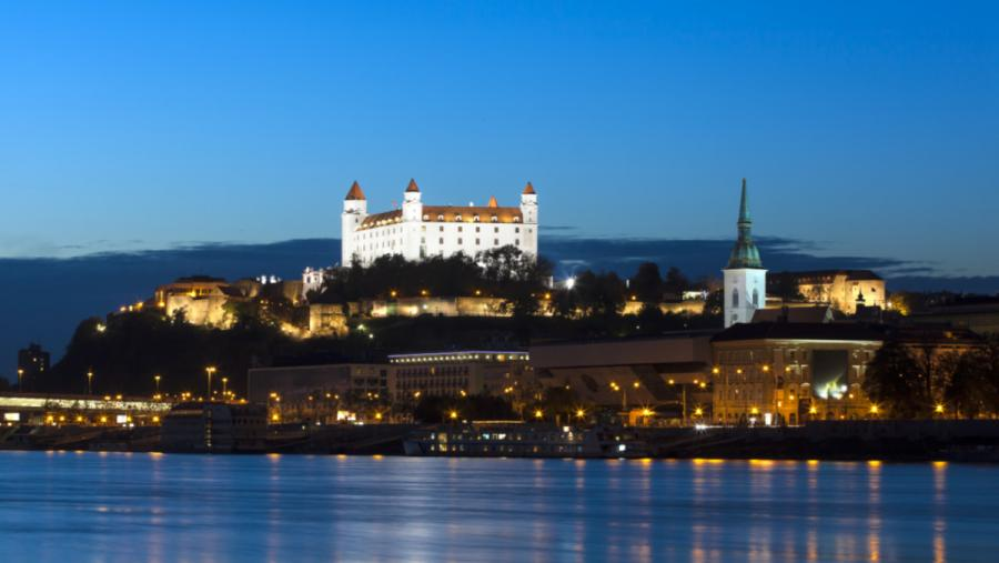 what to know about danube river cruises bratislava castle