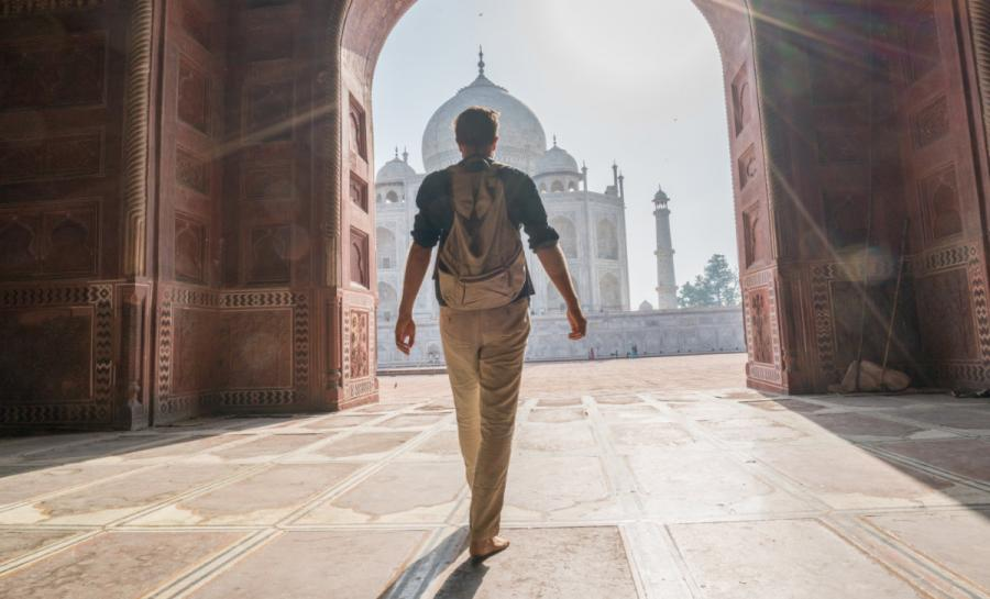 what to wear in india visiting the taj mahal