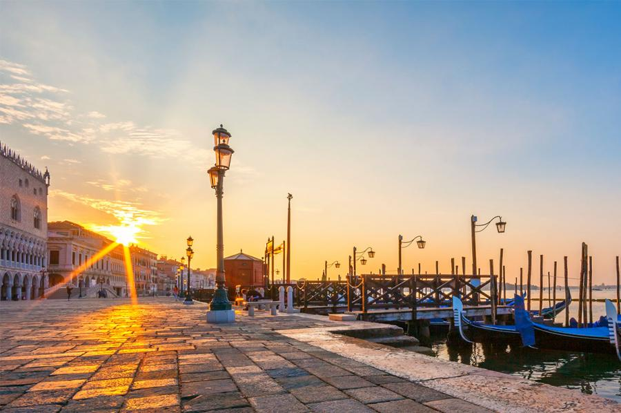best walkable cities venice