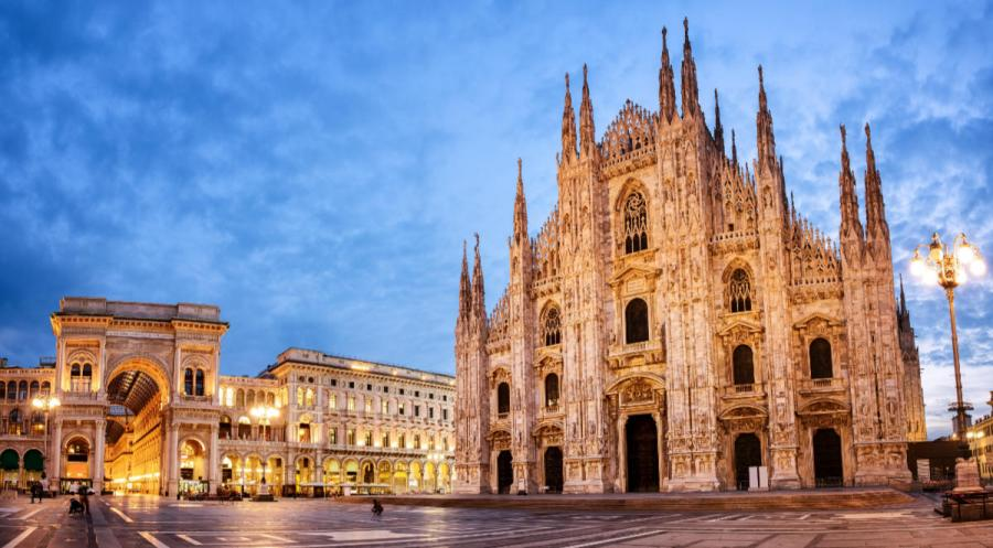 famous cathedrals milan cathedral italy