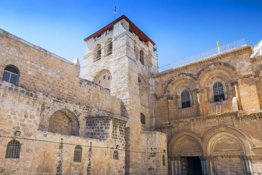visit jerusalem church of the holy sepulchre