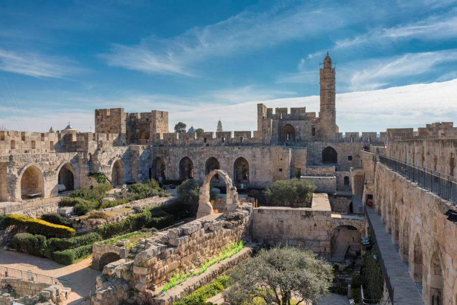visit jerusalem city of david