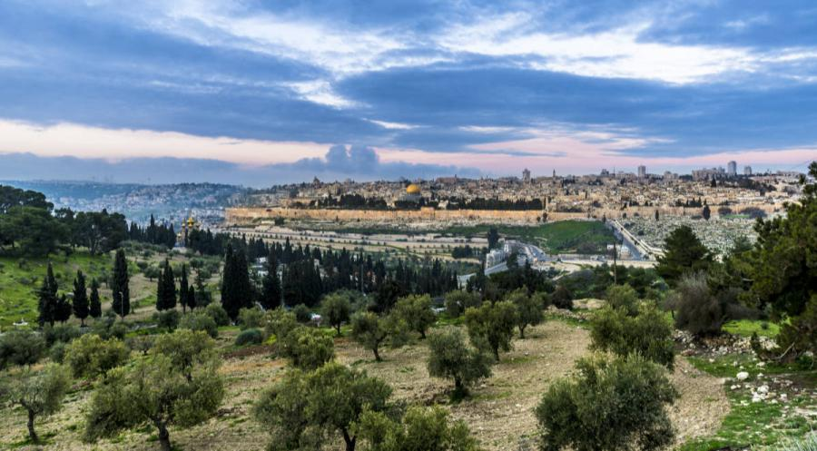 visit jerusalem mount of olives