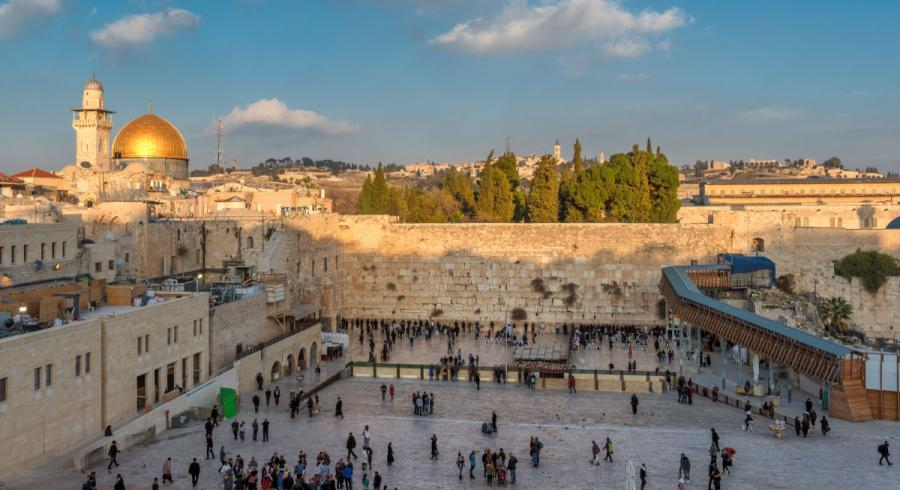 visit jerusalem temple mount