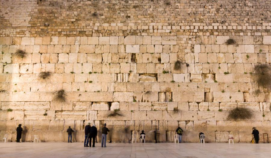 visit jerusalem the western wall