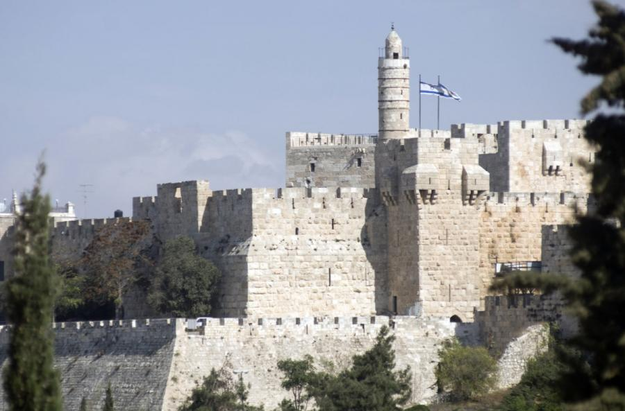visit jerusalem tower of david
