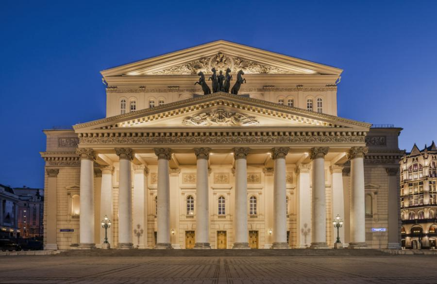 visit moscow bolshoi theatre