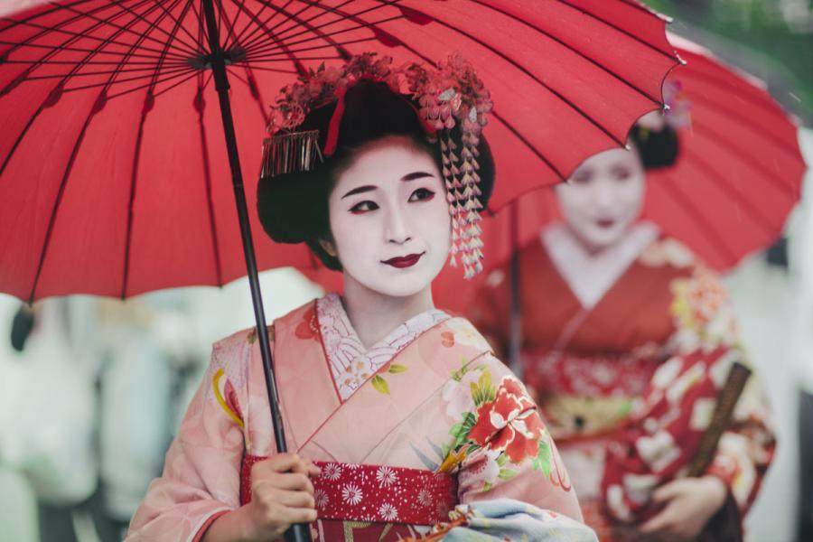 visit japan maiko and geisha
