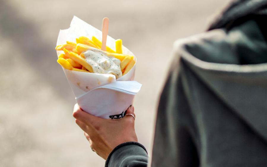 what to do in bruges in one day fries with mayo