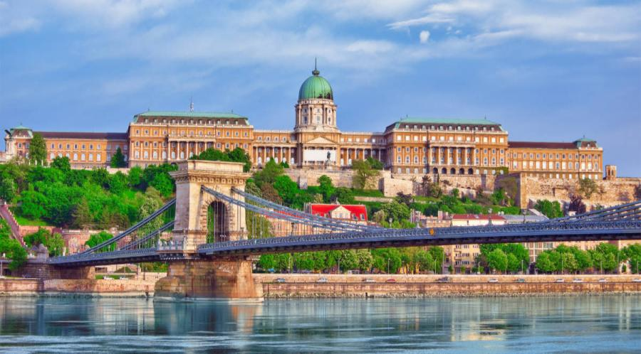what to do in budapest budapest royal castle and chain bridge