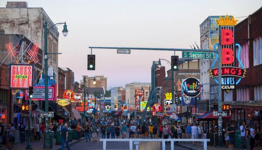 Memphis Beale Street Memphis